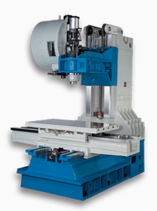 Double Column High Speed 5-axis Machining Centers